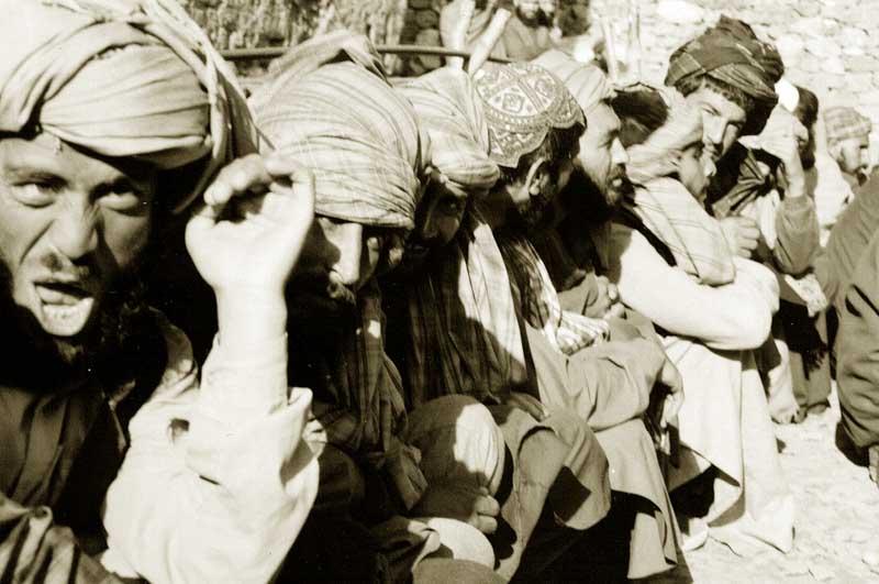 afghanistan knyazev
