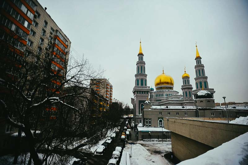 mosque moscow 3