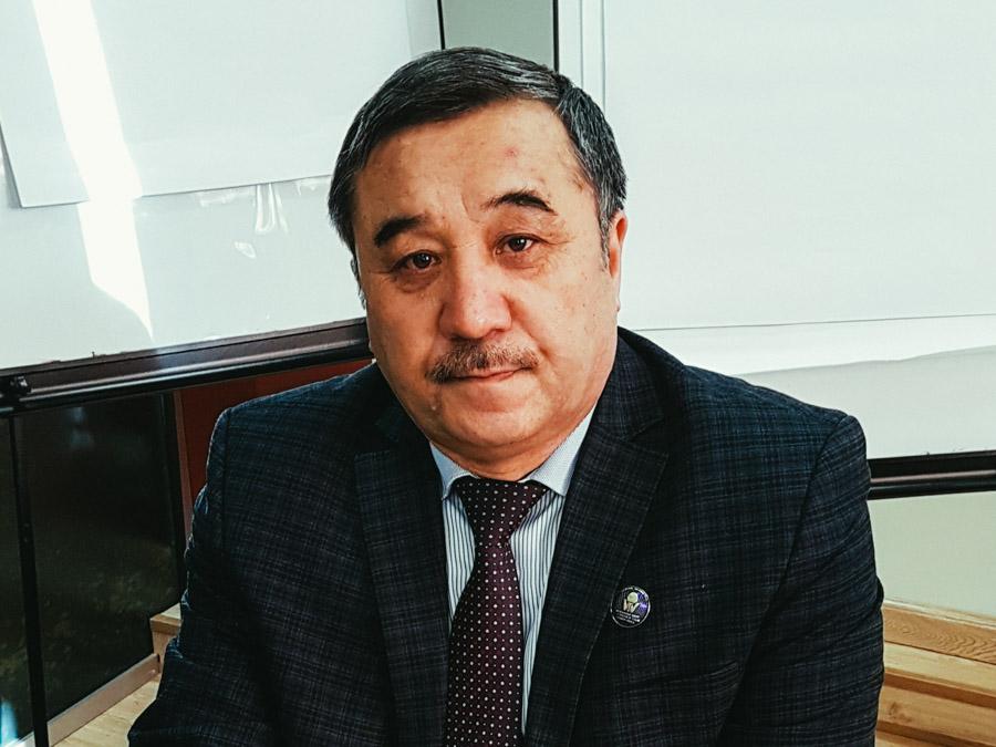 bahytzhan eszhanov