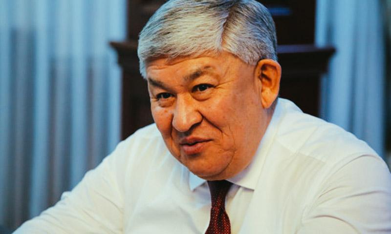 krymbek kusherbayev
