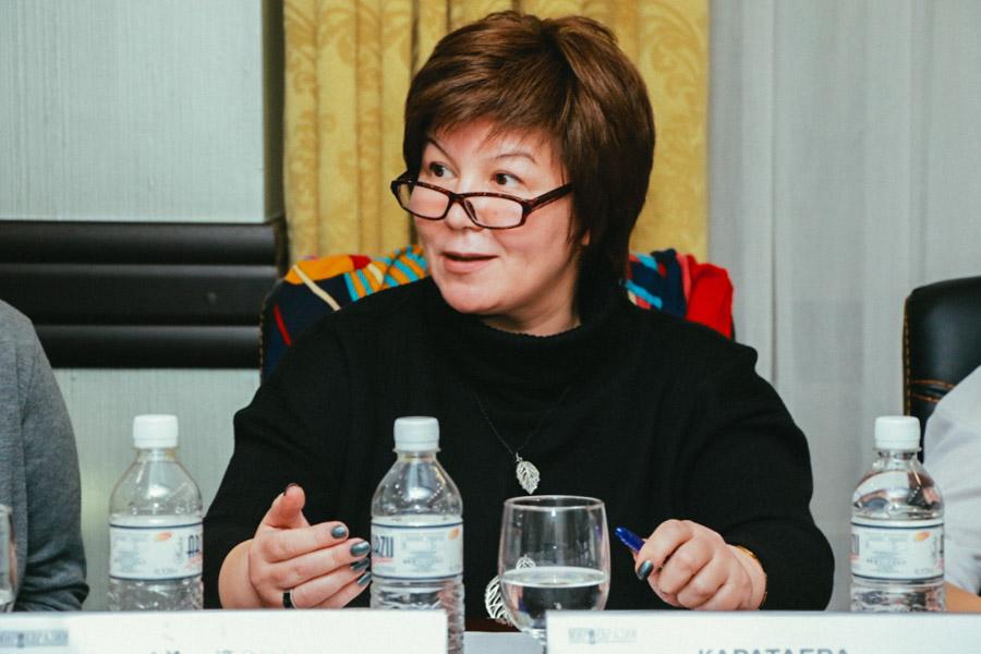 lesya karataeva