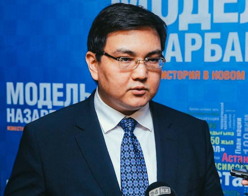 timur shaymergenov