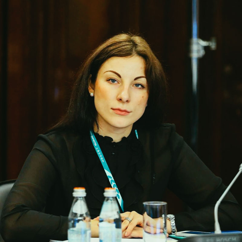 tatyana seliverstova