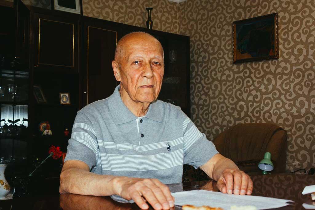 ikrom kurbanov