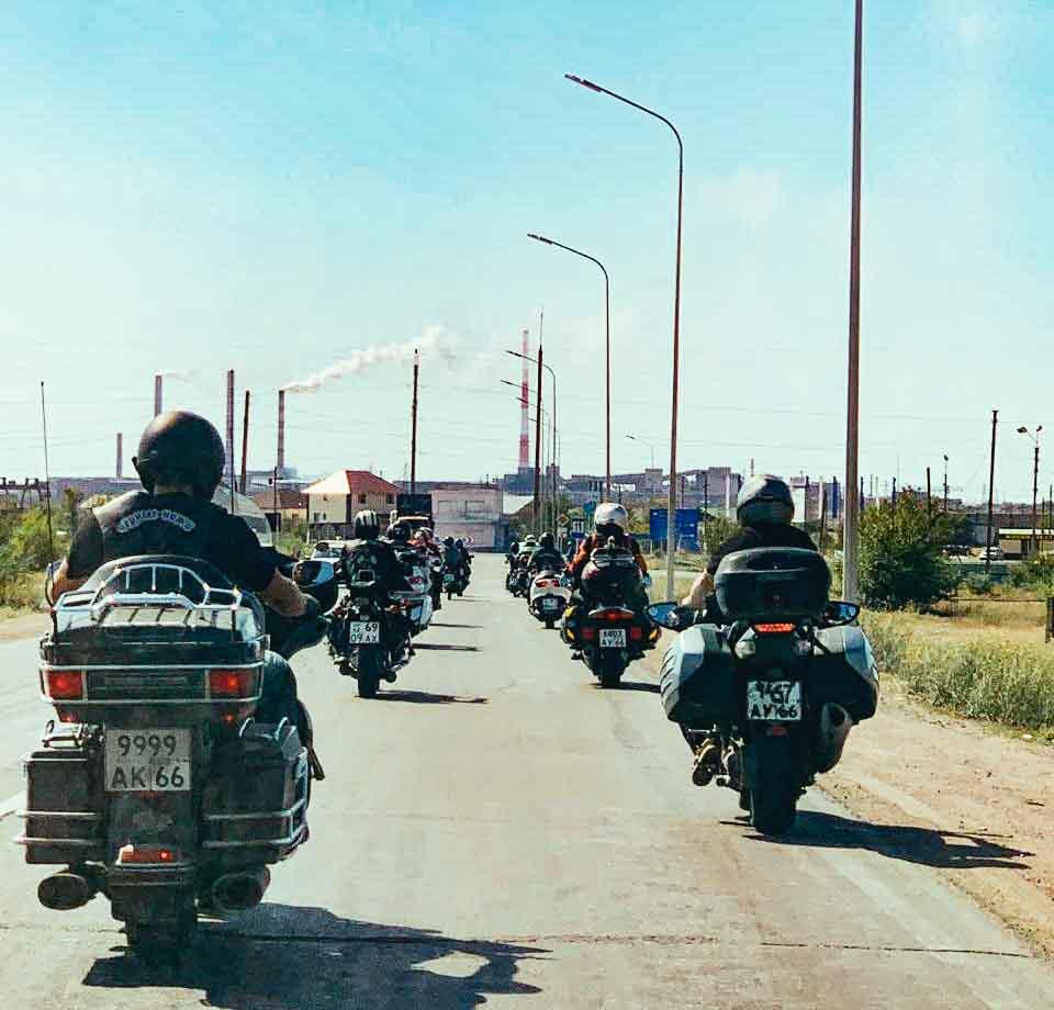 bikers 4